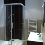 salle de bains, salle d'eau, carrelage, faience, sur mesure