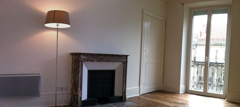 exemple de r novation d un appartement grenoble travaux. Black Bedroom Furniture Sets. Home Design Ideas